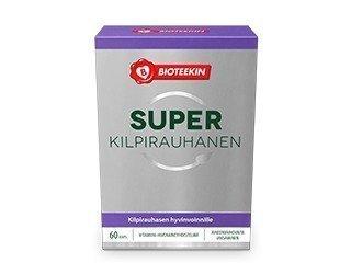 Bioteekin Super Kilpirauhanen 60 kapselia