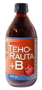 Bioteekin TehoRauta + B 500 ml