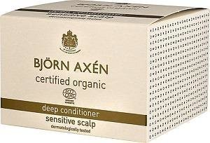 Björn Axã©N Certified Organic Sensitive Scalp Deep Hoitoaine 200 ml