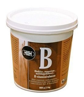 Black Horse B-vitamiini 800 g