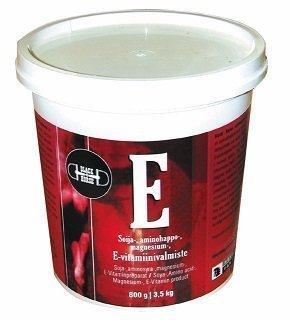 Black Horse E-vitamiini jauhe 800 g