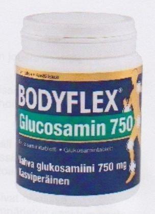 Bodyflex Glucosamin 750 mg 140 tabl.