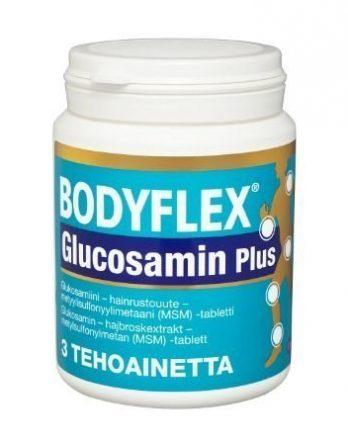Bodyflex Glucosamin Plus 120 tbl