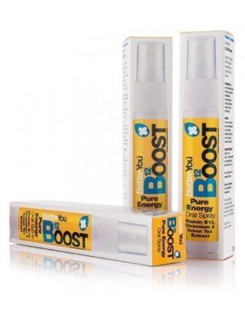 Boost B-12 Vitamiinisuihke 25 ml