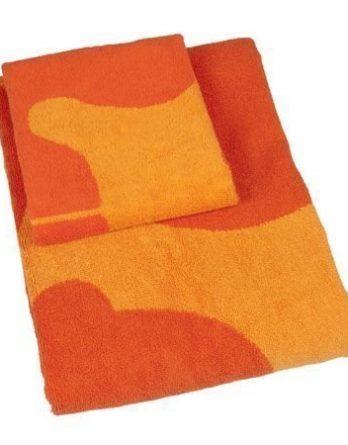Brands Scandinavia Poni-kylpypyyhe 70 x 140 cm oranssi