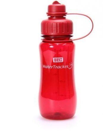 Brix WaterTracker juomapullo punainen 0