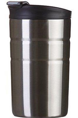 Bueno Vacuum Tumbler Gunmetal Silver 1 kpl