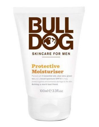 Bulldog Protective Moisturiser Spf 15 100 ml