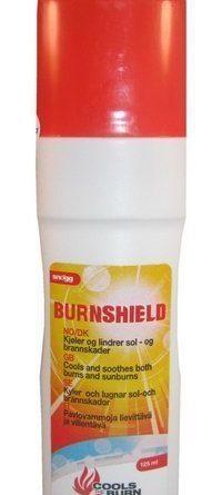 Burnshield Hydrogel Palovammageeli 125 ml