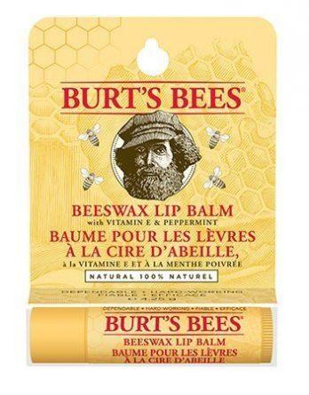 Burt's Bees Beeswax Lip Balm 4