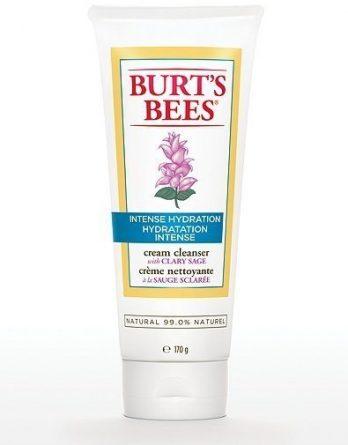 Burt's Bees Intense Hydration Cream Cleanser 170 g