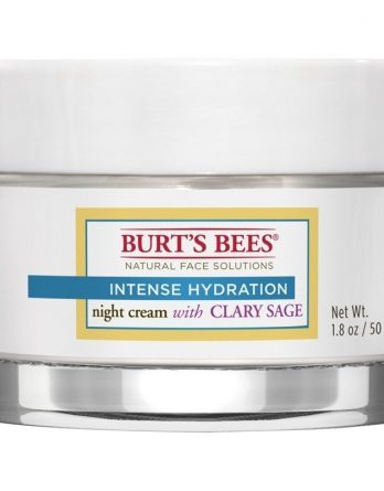 Burt's Bees Intense Hydration Night Cream 50 g