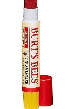 Burt's Bees Lip Shimmer Cherry 2