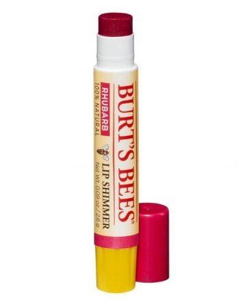 Burt's Bees Lip Shimmer Rhubarb