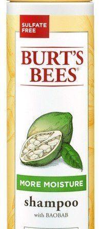 Burt's Bees More Moisture Schampo 295 ml