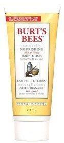 Burt's Bees Naturally Nourishing Milk & Honey Body Lotion 170 g