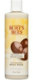 Burt's Bees Naturally Nourishing Milk & Shea Butter Body Wash 350 ml