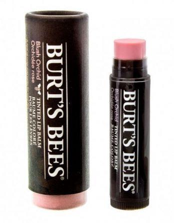 Burt's Bees Tinted Lip Balm Blush Orchid 4