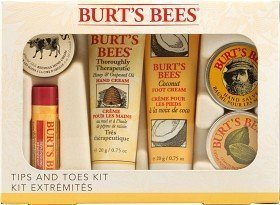 Burt's Bees Tips And Toes Kit Lahjapakkaus