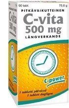 C-vita 500 mg 90 tabl.