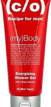 C/O Rfm Energizing Shower Gel 200 ml