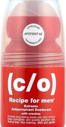 C/O Rfm Extreme Antiperspirant Deodorant 60 ml