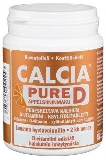 Calcia Pure D 120 tabl.