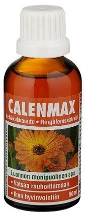 Calenmax Kehäkukkauute 50 ml.