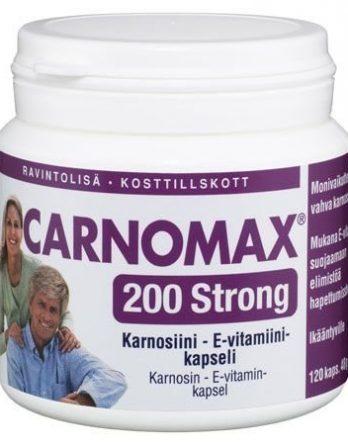 Carnomax 200 Strong