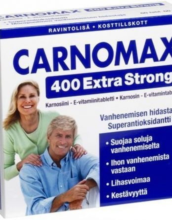 Carnomax 400 Extra Strong