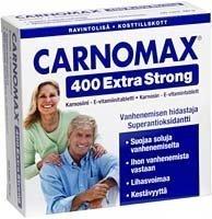 Carnomax 400 Extra Strong 60 kaps.