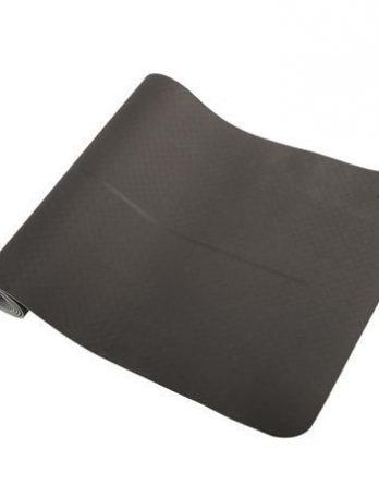 Casall joogamatto position 4 mm black/grey