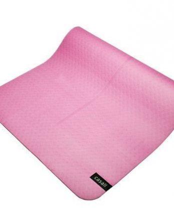 Casall joogamatto position 4 mm soft pink/ black