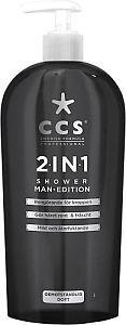 Ccs 2-In-1 Shower Man Edition 400 ml