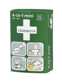 Cederroth 4-In-1 Mini Verenpysäyttäjä