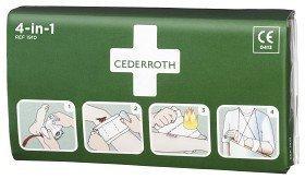 Cederroth 4-In-1 Verenpysäyttäjä