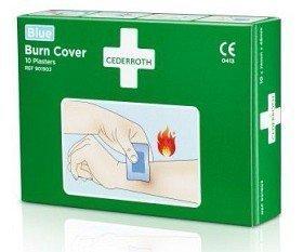 Cederroth Burn Cover Laastari 10 kpl