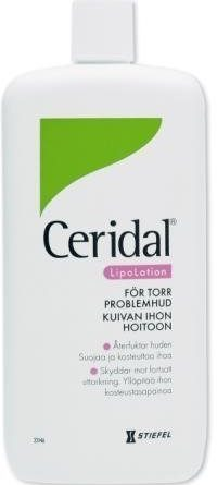 Ceridal LipoLotion 100 ml.