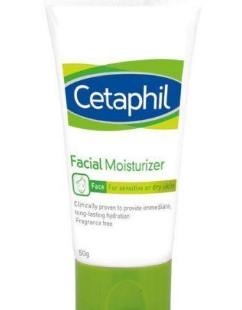 Cetaphil Facial Moisturizer 50 g