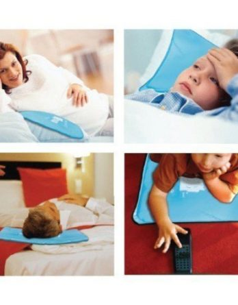 Chillow pillow - Viileä terapiatyyny