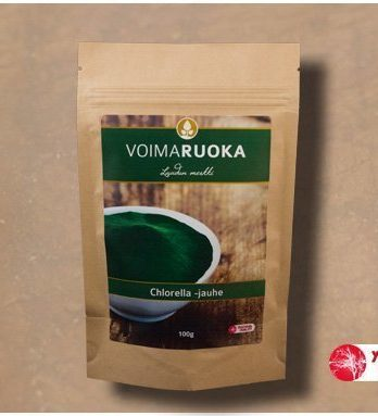 Chlorella Jauhe 100 g Voimaruoka