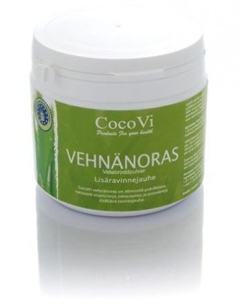 CocoVi Vehnänorasjauhe 150 g