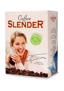 CoffeeSlender vihreä kahvi 21 annospussia