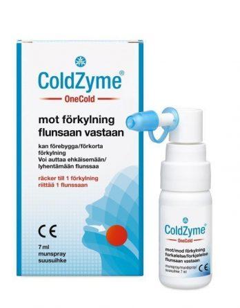 Coldzyme Onecold Munspray 7 ml