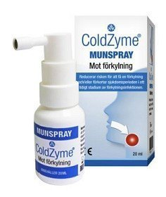 Coldzyme Suuspray Vilustumiseen 20 ml