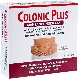 Colonic Plus Maksanpuhdistaja 60 tabl.