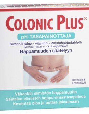 Colonic Plus pH-tasapainottaja