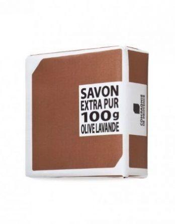 Compagnie De Provence Saippua 100 g Olive & Lavender
