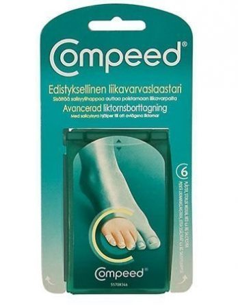 Compeed 2 In 1 Liikavarvaslaastarit