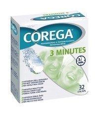 Corega Tabs 3 minutes 36 kpl